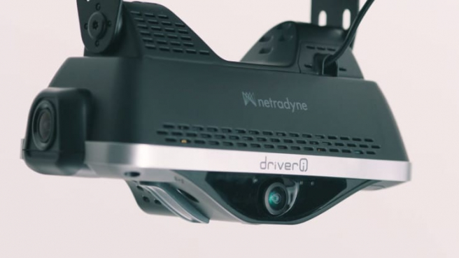Amazon está utilizando una cámara con tecnología de IA fabricada por Netradyne, una empresa fundada en 2015 por dos ex empleados senior de Qualcomm.