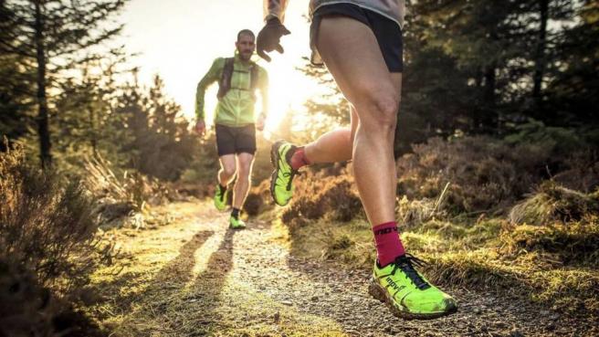 Las zapatillas siguen cumpliendo su función incluso después de 1.200 kilómetros de recorrido.