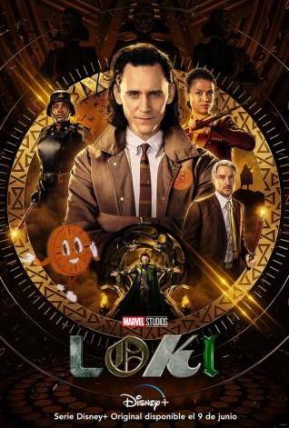 El nuevo póster de 'Loki'