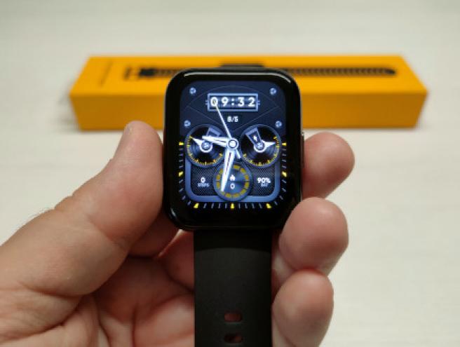 Así luce el Realme Watch 2 Pro