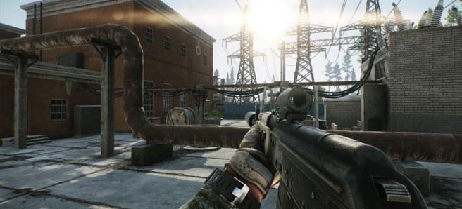 Escape From Tarkov es un ejemplo de juego hecho con Unity.