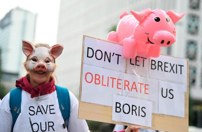 El sector cárnico de Reino Unido pide que se permita la entrada a trabajadores extranjeros