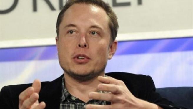 Elon Musk, consejero delegado de Space X y Tesla.