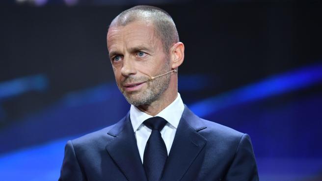 La UEFA anuncia las primeras medidas a los equipos de la Superliga:  retenciones económicas a los que se fueron