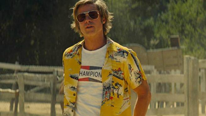 Mejor Actor Secundario: Brad Pitt