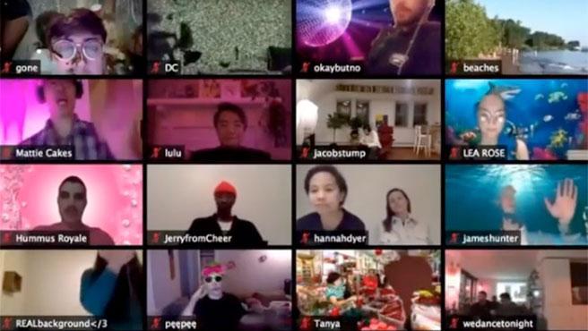 500 personas abren cada noche las puertas virtuales del Club Quarantine