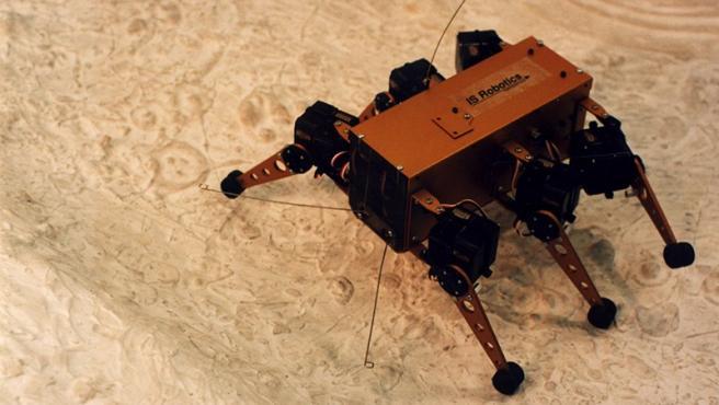 La empresa de la Roomba inicialmente quería construir robots para enviarlos a la Luna.