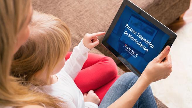 La transformación digital de la Administración avanza un paso más en el sector educativo con la matriculación en remoto