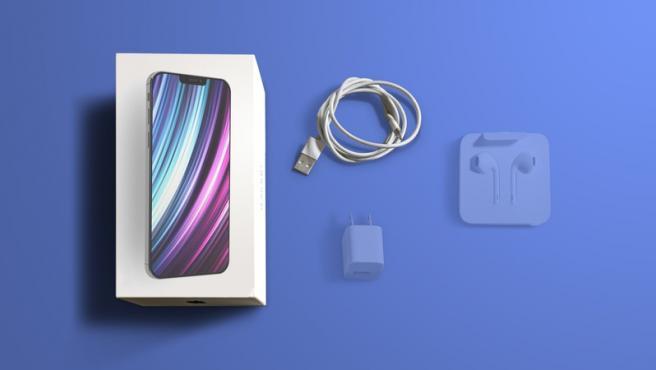 De ser ciertos los rumores, los iPhone 12 solo incluirían un cable Lightning a USB-C.