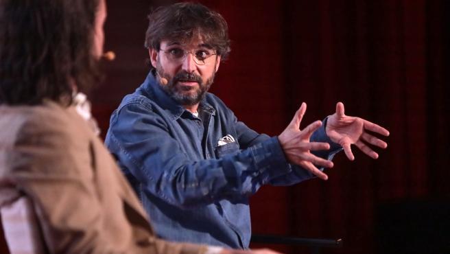 Jordi Évole presenta Eso que tú me das en Barcelona
