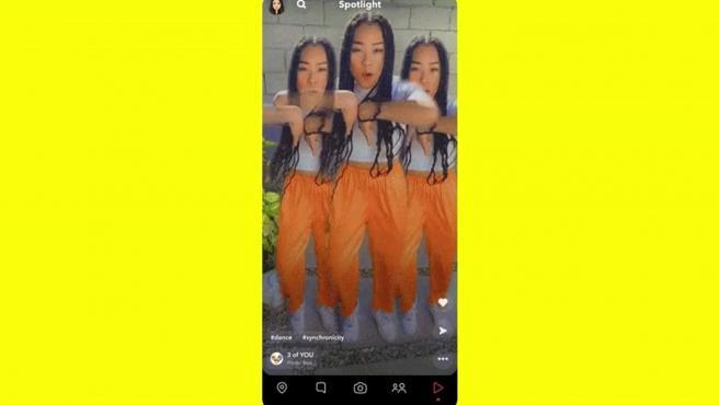 Snapchat pagará un millón de dólares al día a los post más virales para hacer frente a TikTok