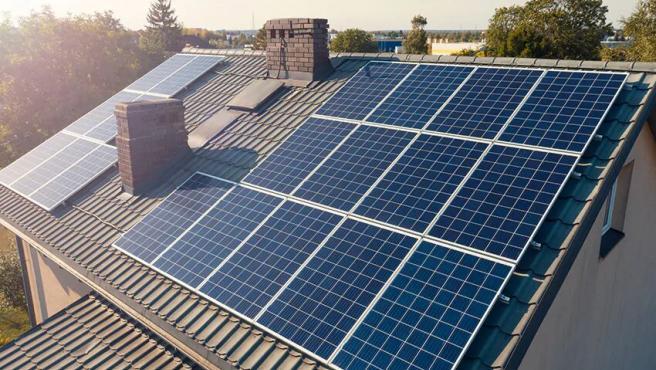 SOLSTRÅLE es el sistema de energía solar de la marca sueca.
