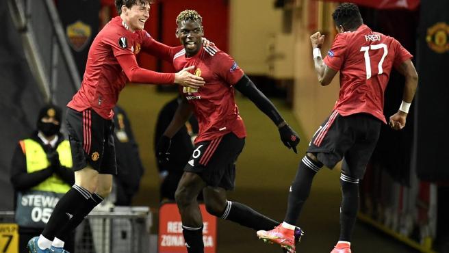 El Manchester United golea a la Roma y pone rumbo hacia la final de la  Europa League