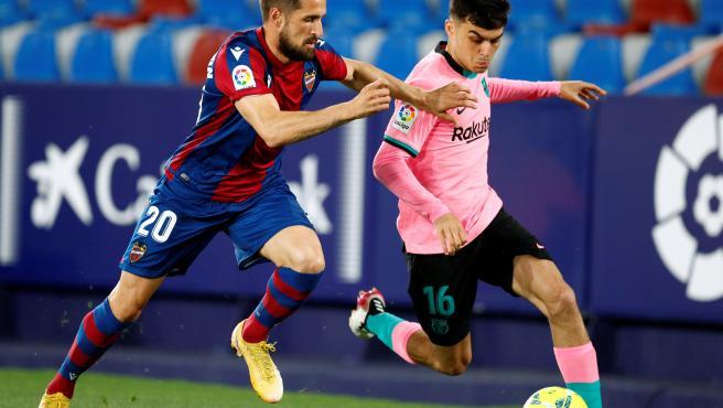 Sigue en directo el Levante vs Barça