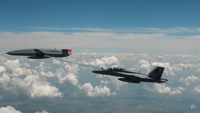Antes de realizar la operación, se realizaron 25 vuelos de prueba del MQ-24 T1.