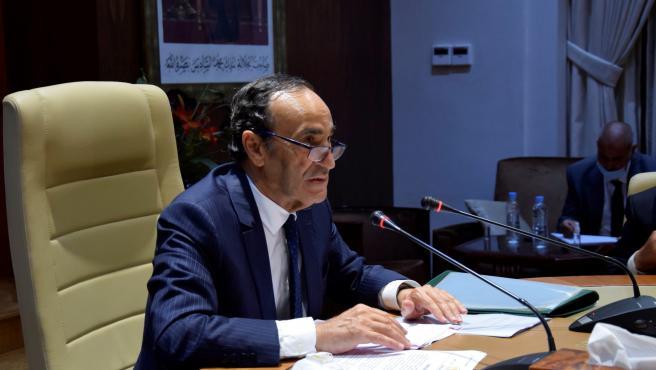 Habib el Malki, presidente del parlamento marroquí.