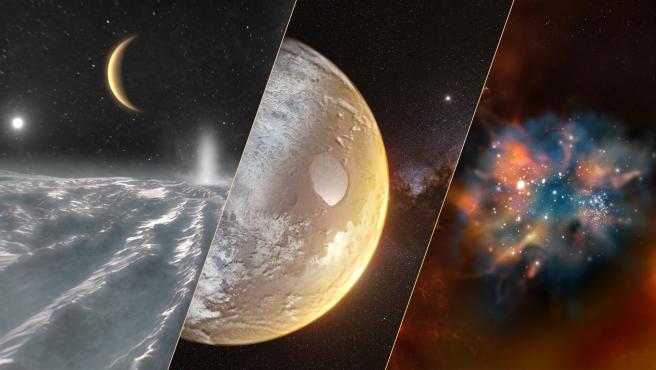 """""""La selección de los temas del Voyage 2050 es un momento crucial para el programa científico."""
