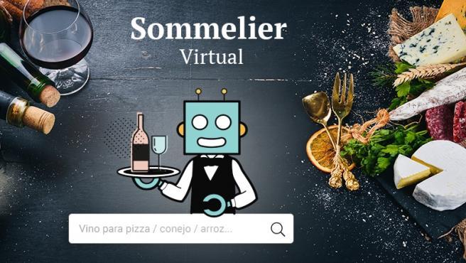 El Sommelier Virtual te ayuda a elegir entre 15.000 opciones del catálogo.
