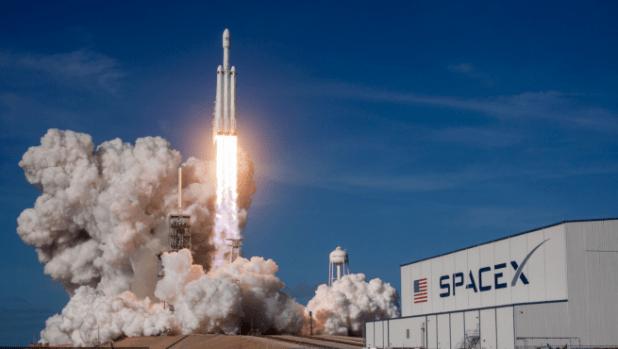 El último lanzamiento de SpaceX fue el 30 de junio.