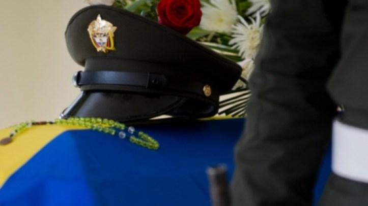Resultado de imagen para eln asesina a un policia