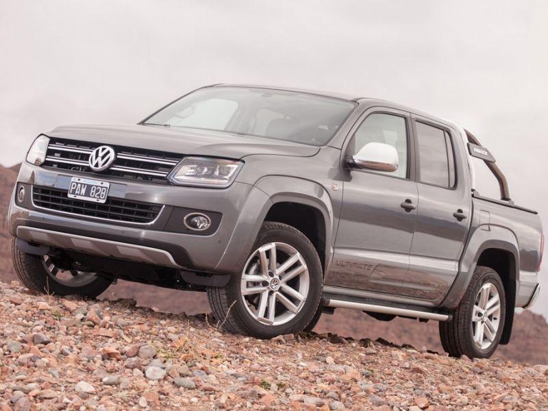 VW Amarok Ultimate: lanzamiento