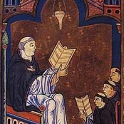 sveti Viktor - puščavnik