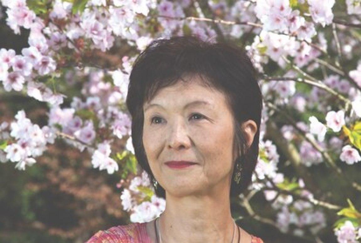 Writer Naoko Abe in an undated image.  LILY RICHARDS.  (Courtesy of the Anagrama publishing house).