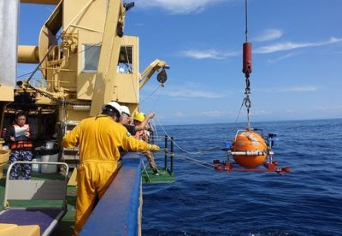 Works on the research project of the UNAM and the University of Kyoto in the seismic gap of Guerrero.