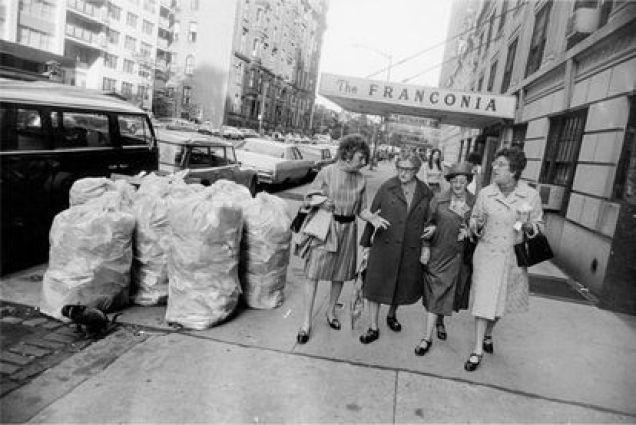 Garry Winogrand, 'New York, 1970'.  The Estate of Garry Winogrand, courtesy Fraenkel Gallery San Francisco