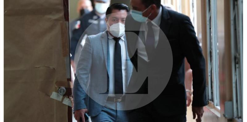 Arquesio Arias, diputado acusado de abuso sexual