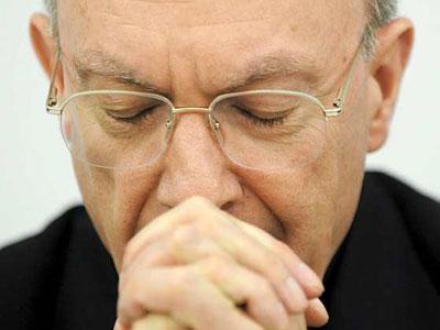 André Leonard, arzobispo de Malinas-Bruselas.EFE/BENOIT DOPPAGNE