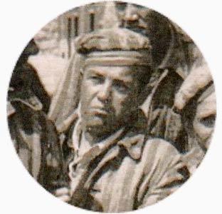 Francisco Ortiz en la liberación de Mauthausen