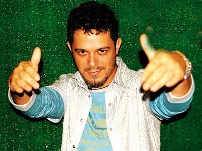 Alejandro Sanz en una foto promocional.