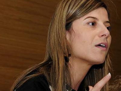 La ministra de Igualdad, Bibiana Aído.