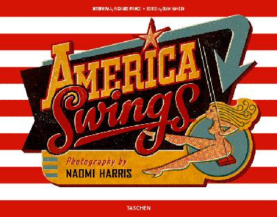 Portada de American Swings, de Naomi Harris.