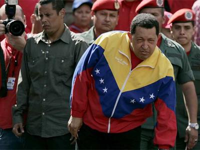 Hugo Chávez, en una imagen de archivo. LEONARDO RAMÍREZ (AP)