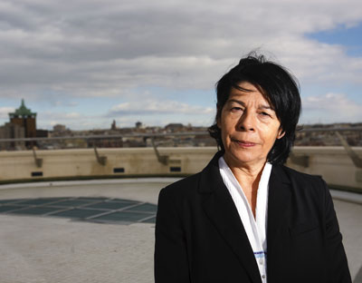 Inés Sabanés, diputada de IU en la Asamblea de Madrid.