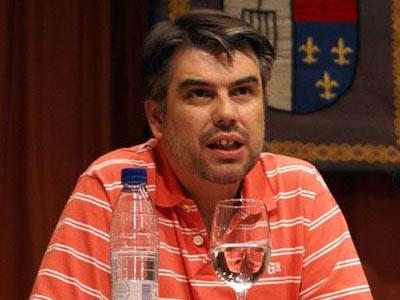 Arturo Peinado.