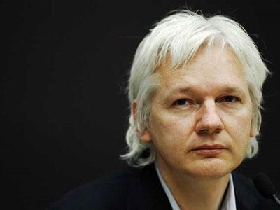 El fundador de Wikileaks, Julian Assange.-