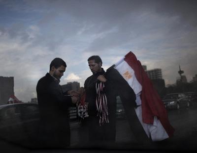 Las protestas en El Cairo pueden contagiar a otros países de la región.