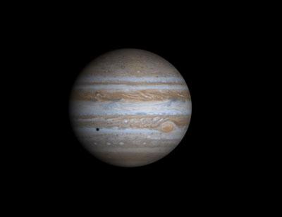 Tyche sería gaseoso, como Júpiter. NASA