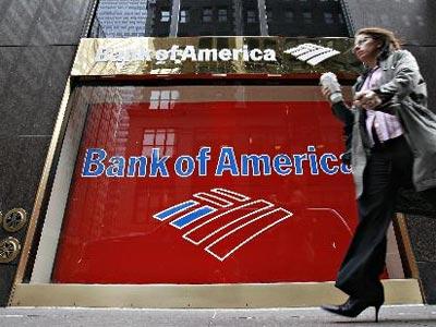 Bank of America es una de las entidades bancarias más importantes de EEUU.