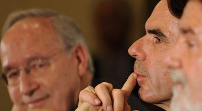 El exdiputado popular Manuel Pizarro ha colaborado en el informe de FAES, la fundación que lidera Aznar. D.pozo