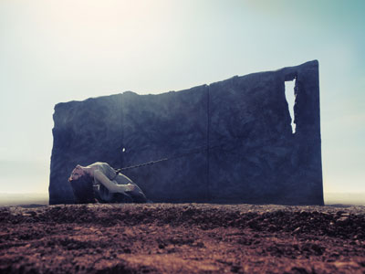 Una escena de la última coreografía de Eva Yerbabuena. ruben martín