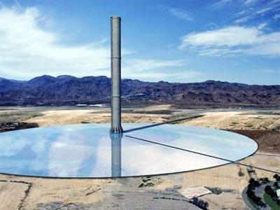 Una torre de 792 metros de altura en el desierto de Arizona generará la energía suficiente como para alimentar a más de 150.000 hogares.