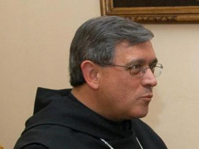 El Abad de Montserrat. EFE