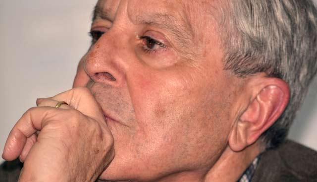 Carlos Jiménez Villarejo, exfiscal anticorrupción Carlos Jiménez Villarejo. FRANCESC SANS