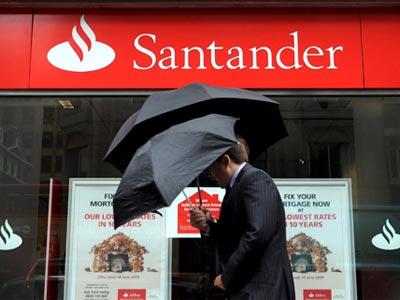 Banco Santander es la empresa con mayor número de filiales en paraísos fiscales. EFE