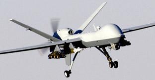 """""""El uso de drones convierte <br>la guerra en un videojuego <br>con víctimas reales"""""""