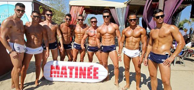 Miles de turistas llegan a Barcelona al Circuit Festival, la mayor cita de gays de Europa. -EFE